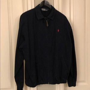 Polo Men's navy jacket
